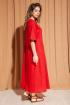 Платье S_ette S5024 красный
