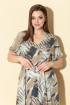 Платье Le Collect 278 цветной_принт