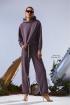 Худи Rami 2158 фиолетовый