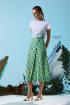Юбка Rami 3031 зеленый
