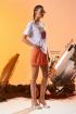 Шорты Rami 4083 оранжевый