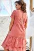 Платье Vittoria Queen 12473 коралл