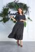 Платье Anastasia 620 черный