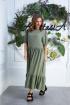 Платье Anastasia 620 хаки