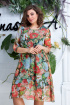 Платье Anastasia 610 зеленый