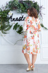 Платье Anastasia 611 молочный