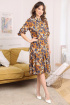 Платье Мода Юрс 2681 цветы