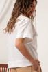Рубашка Nova Line 20434 белый