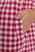 Платье Madech 215380 красный,белый
