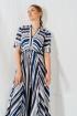 Платье INVITE 4015 полоска