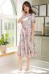 Жакет,  Платье Мода Юрс 2513 розовый