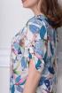 Блуза LeNata 11750 цветы