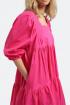 Платье PiRS 2814 ярко-розовый