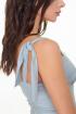 Платье Anelli 847 бледно-бирюзовый
