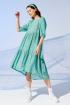 Платье Prestige 4052 бирюза