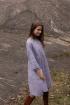 Платье Motif 1517 лиловый