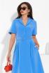 Платье Lissana 4266 голубой