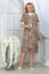 Платье Ninele 2287 леопард