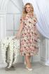 Платье Ninele 7325 желтые_розы