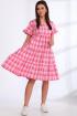 Платье Angelina & Сompany 537 розовый