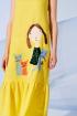 Платье Prestige 4194 желтый