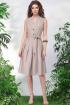Платье LeNata 11014 светло-бежевый