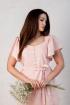 Платье Angelina 655 бледно-розовый