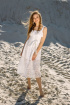 Платье PUR PUR 725/2 белый