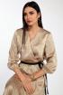 Платье Anna Majewska 1450 золото
