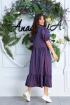 Платье Anastasia 620 фиолетовый