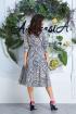 Платье Anastasia 618 синий