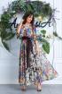 Платье,  Пояс Anastasia 625 коричневый