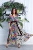Платье,  Пояс Anastasia 625а коричневый