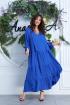 Платье Anastasia 626 василек
