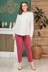 Блуза Anastasiya Mak 803 белый