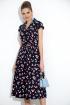 Платье Gizart 7212син