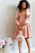 Платье Beauty Style 3781