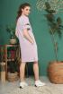Платье TAiER 953 лаванда