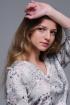 Платье Elod Л269025 серый