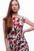 Платье Elod Л269052 тюльпаны