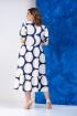 Платье Anastasia 634 синий