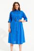 Платье ELLETTO 1839 васильковый