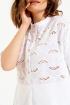 Блуза ELLETTO 3487 белый