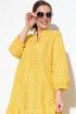 Платье SOVA 11142 желтый
