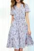 Платье AYZE 2060 лиловый