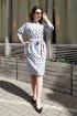 Платье Amelia Lux 2-500 AL-156