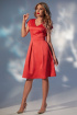 Платье Golden Valley 4712 красный