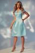 Платье Golden Valley 4712 бирюза