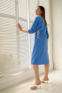Платье Ivera 1011 голубой