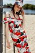 Платье VIZANTI 8094 мультиколор.1